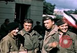 Image of war correspondents Rampieux France, 1944, second 11 stock footage video 65675020914