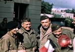 Image of war correspondents Rampieux France, 1944, second 12 stock footage video 65675020914