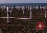 Image of First American military cemetery in Normandy Normandy France, 1944, second 12 stock footage video 65675020920