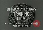 Image of T2V-1 United States USA, 1958, second 10 stock footage video 65675020946