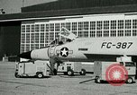 Image of F-102A United States USA, 1960, second 2 stock footage video 65675020952
