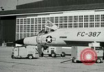 Image of F-102A United States USA, 1960, second 6 stock footage video 65675020952