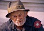 Image of Old men San Francisco United States USA, 1967, second 9 stock footage video 65675020967