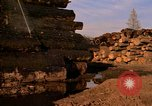 Image of log piles California United States USA, 1967, second 3 stock footage video 65675020971