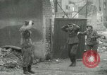 Image of German soldiers surrender in Koblenz during World War 2 Koblenz Germany, 1945, second 4 stock footage video 65675020999