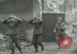 Image of German soldiers surrender in Koblenz during World War 2 Koblenz Germany, 1945, second 5 stock footage video 65675020999