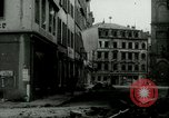 Image of Destruction in Coblenz in World War 2 Koblenz Germany, 1945, second 2 stock footage video 65675021000