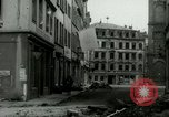 Image of Destruction in Coblenz in World War 2 Koblenz Germany, 1945, second 3 stock footage video 65675021000