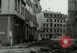 Image of Destruction in Coblenz in World War 2 Koblenz Germany, 1945, second 4 stock footage video 65675021000