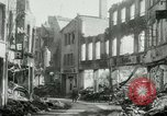 Image of Destruction in Coblenz in World War 2 Koblenz Germany, 1945, second 10 stock footage video 65675021000