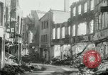 Image of Destruction in Coblenz in World War 2 Koblenz Germany, 1945, second 12 stock footage video 65675021000