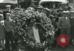 Image of Harry Brooks Memorial Tablet Detroit Michigan USA, 1928, second 10 stock footage video 65675021021
