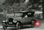 Image of Ford Model T car United States USA, 1924, second 2 stock footage video 65675021037