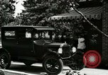 Image of Ford Touring car United States USA, 1922, second 3 stock footage video 65675021038