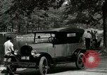 Image of Ford T Model cars United States USA, 1926, second 12 stock footage video 65675021040