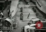Image of Ford Tri-Motor Assembly United States USA, 1929, second 6 stock footage video 65675021048