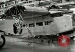 Image of Ford All Metal Tri Motor Production United States USA, 1926, second 2 stock footage video 65675021056