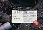 Image of 1st Air Cavalry Division Cambodia, 1970, second 4 stock footage video 65675021069