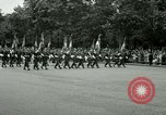 Image of French troops Paris France, 1956, second 9 stock footage video 65675021095