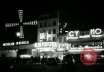 Image of Moulin Rouge Paris France, 1956, second 9 stock footage video 65675021098