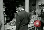 Image of Champs Elysees Paris France, 1956, second 7 stock footage video 65675021100