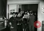 Image of Stage Door Canteen Paris France, 1945, second 5 stock footage video 65675021105