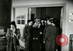Image of Stage Door Canteen Paris France, 1945, second 8 stock footage video 65675021105