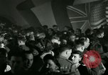 Image of Stage Door Canteen Paris France, 1945, second 2 stock footage video 65675021108