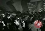 Image of Stage Door Canteen Paris France, 1945, second 4 stock footage video 65675021108