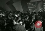 Image of Stage Door Canteen Paris France, 1945, second 5 stock footage video 65675021108