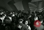 Image of Stage Door Canteen Paris France, 1945, second 6 stock footage video 65675021108