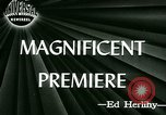 Image of Magnificent Doll premiere Cincinnati Ohio USA, 1946, second 3 stock footage video 65675021121