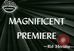 Image of Magnificent Doll premiere Cincinnati Ohio USA, 1946, second 4 stock footage video 65675021121