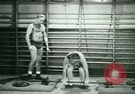 Image of Loretta Zygowicz body builder Oak Park Illinois USA, 1946, second 6 stock footage video 65675021129