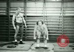 Image of Loretta Zygowicz body builder Oak Park Illinois USA, 1946, second 8 stock footage video 65675021129