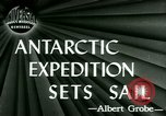 Image of South Polar Expedition Antarctica, 1946, second 2 stock footage video 65675021135