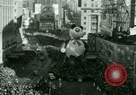 Image of Pre Christmas Parade New York United States USA, 1946, second 4 stock footage video 65675021136