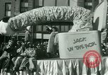 Image of Toyland Parade Philadelphia Pennsylvania USA, 1946, second 9 stock footage video 65675021137