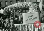 Image of Toyland Parade Philadelphia Pennsylvania USA, 1946, second 10 stock footage video 65675021137