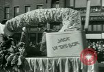 Image of Toyland Parade Philadelphia Pennsylvania USA, 1946, second 11 stock footage video 65675021137