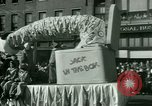 Image of Toyland Parade Philadelphia Pennsylvania USA, 1946, second 12 stock footage video 65675021137