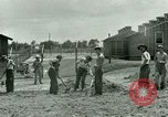 Image of Prisoner of War Camp Southern United States USA, 1944, second 4 stock footage video 65675021141