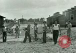 Image of Prisoner of War Camp Southern United States USA, 1944, second 7 stock footage video 65675021141
