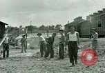 Image of Prisoner of War Camp Southern United States USA, 1944, second 9 stock footage video 65675021141