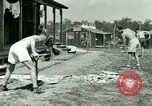 Image of Prisoner of War Camp Southern United States USA, 1944, second 10 stock footage video 65675021141