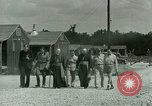 Image of Prisoner of War Camp United States USA, 1944, second 2 stock footage video 65675021143
