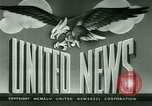 Image of B-29 Superfortress distance record Washington DC USA, 1945, second 5 stock footage video 65675021158