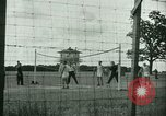 Image of German and Italian POWs play sports United States USA, 1944, second 4 stock footage video 65675021177