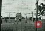 Image of German and Italian POWs play sports United States USA, 1944, second 5 stock footage video 65675021177