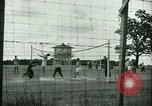 Image of German and Italian POWs play sports United States USA, 1944, second 8 stock footage video 65675021177